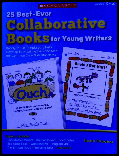 Collaborative Books for Young Writers