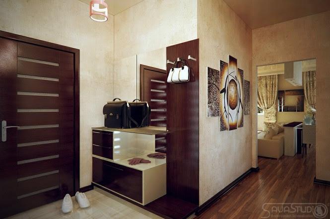 Contemporary hall furniture