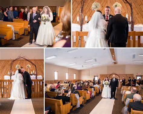 Amber and Justin's Winter Wedding   Duluth, MN Wedding