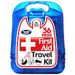 Coralite 36-Piece Travel First Aid Kit