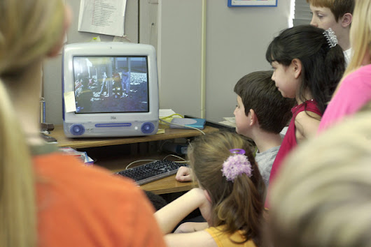 Ed tech that needs nothing but a TV and VCR? - The Hechinger Report