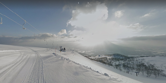 Explore the Niseko Ski Slopes With Google Street View! — HT Holidays