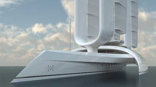 Grand designs: The most extreme superyacht concepts in the world