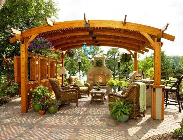 Modern Pergola Designs | Outdoor Pergola Designs
