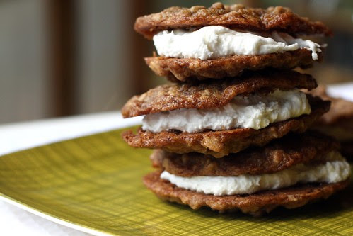 homemade oatmeal cream pie