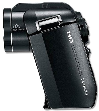sanyo Xacti DMX-HD1000 videokamera 2