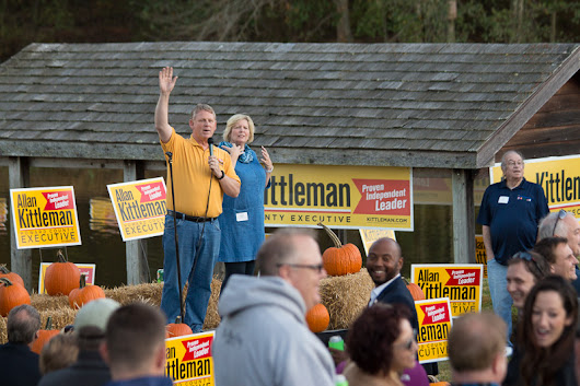 Record Turnout at 2016 Kittleman Family Picnic - Allan Kittleman for Howard County Executive