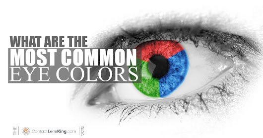 Eye Color Percentages: Most Common Eye Colors In The World