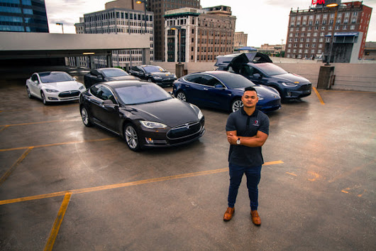 How a 26-year old got 6 Teslas in 18 months