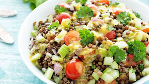Vegan Recipes With Green Lentils