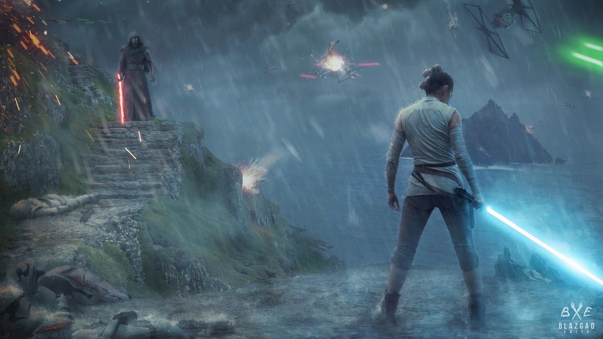 Star Wars Rey Wallpaper Hd 63 Images