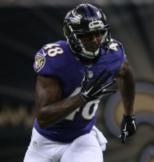 Baltimore Ravens Add Free Safety Will Hill To 53 Man Roster