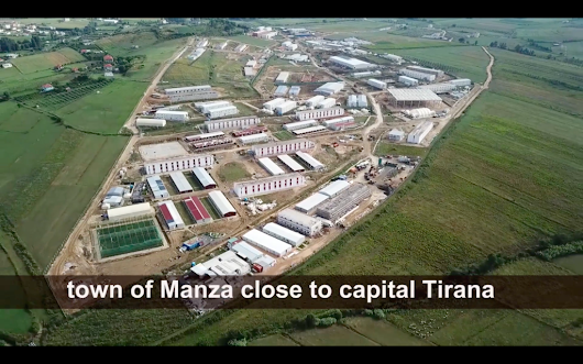 Video: Tsarizm Editor-in-Chief Visits MEK Compound In Albania - Tsarizm