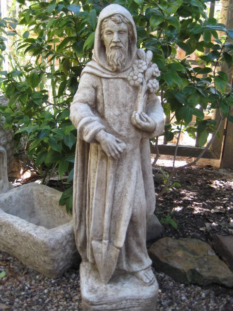 Feast of St. Fiacre, Monk - Holy Family of Bordeaux