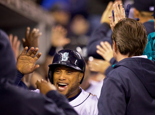 Robinson Cano starts for the Mariners home opener