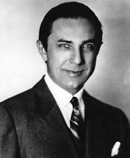 Bela Lugosi headshot