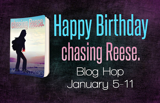 ☆★☆Happy Birthday, chasing Reese. Sale, Blog Hop & #Giveaway! ☆★☆