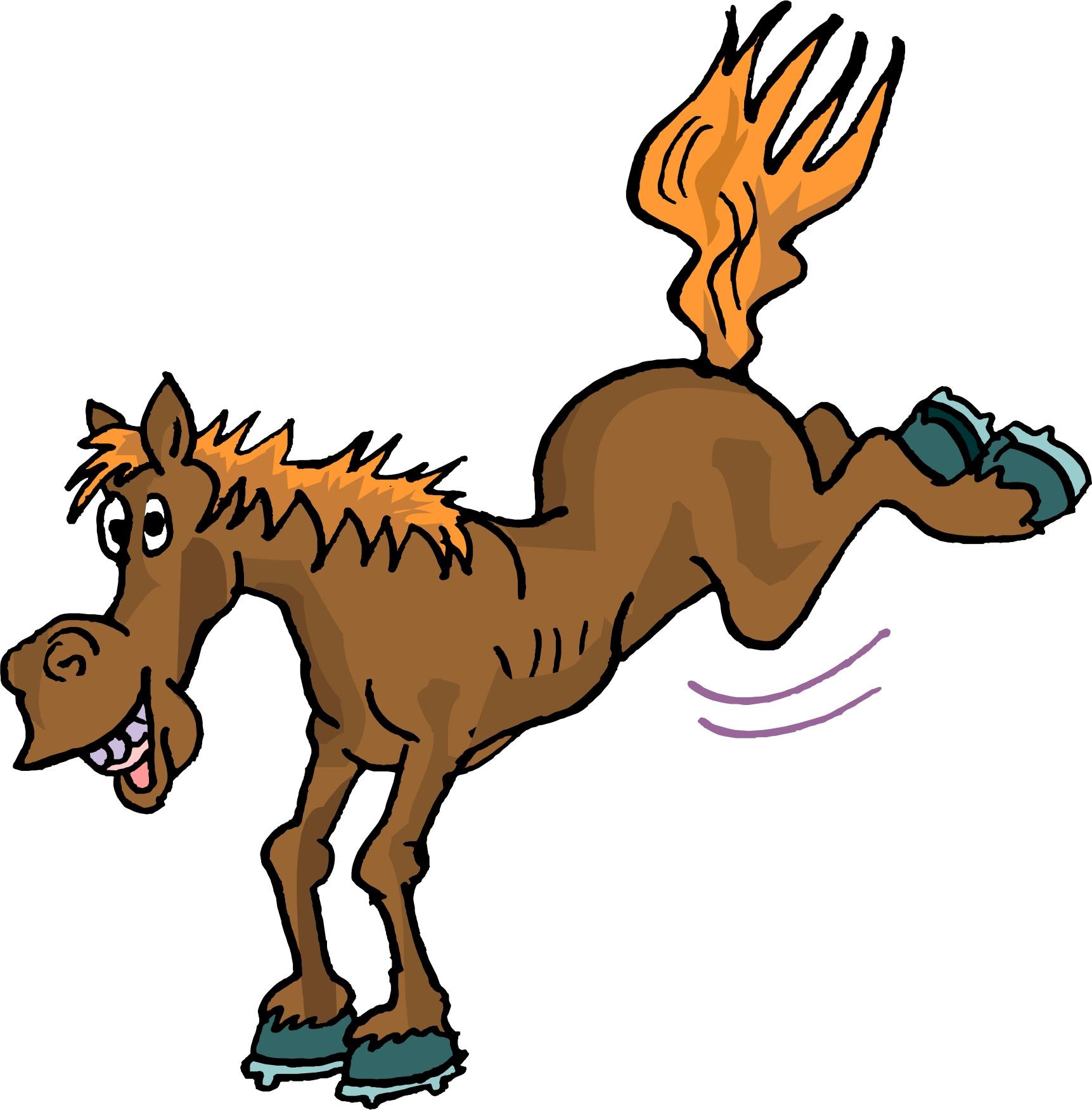 Cartoon Horse Clip Art - ClipArt Best