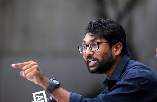 Gujarat: Exit polls are 'nonsense', says Dalit leader Jignesh Mevani- The New Indian Express