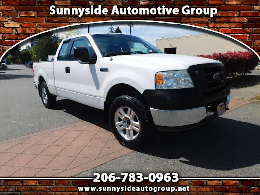 Used 2005 Ford F-150 XL SuperCab 4WD for Sale in Seattle WA 98133 Sunnyside Automotive Group