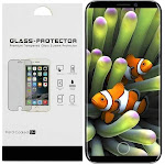 Apple iPhone XS - Apple iPhone XS Tempered Glass Screen Protector, Clear