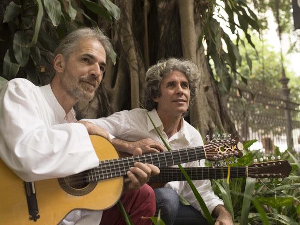Fernando Deghi e Marcus Ferrer (Foto: Sonora Brasil/Divulgação)