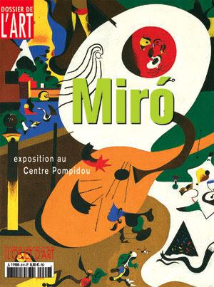 Resultado de imagen de Joan Miró ou la naissance du monde