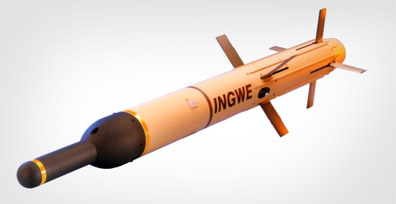 Resultado de imagen para ingwe missile