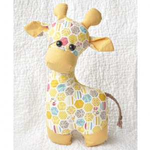 giraffe sewing pattern 72
