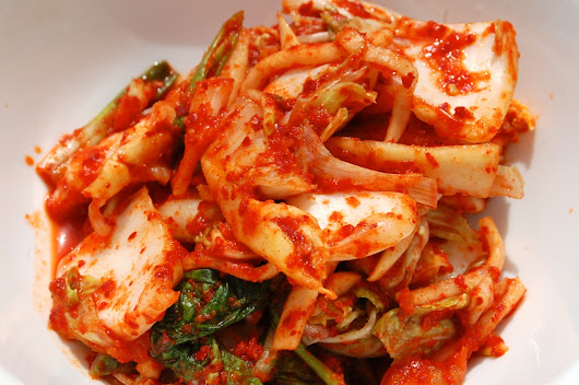 Make Kimchi with 9 Simple Steps