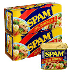 Hormel Spam 25% Less Sodium, 12 oz, 8-count