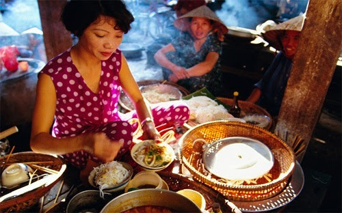 Vietnam on the top of 2016 best culinary journeys