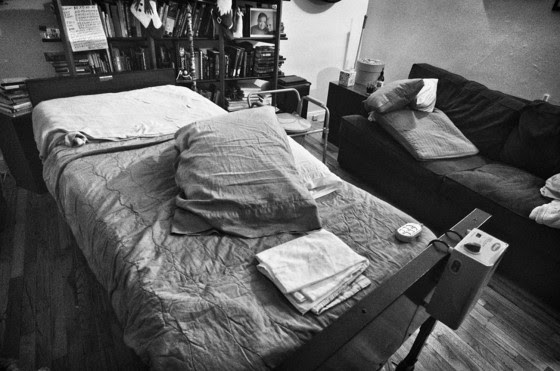Image: Empty bed