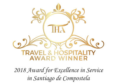 Ultreya Tours winner of the 2018 Award for Excellence in Service in Santiago – ULTREYA TOURS BLOG