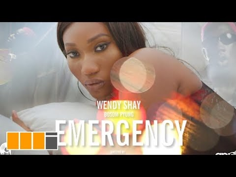 Wendy Shay - Emergency ft.  Bosom P-Yung (Official Video).