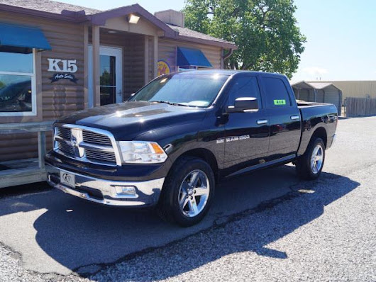 Used 2011 RAM 1500 Sport Crew Cab 4WD for Sale in Derby KS 67037 K-15 Auto Sales