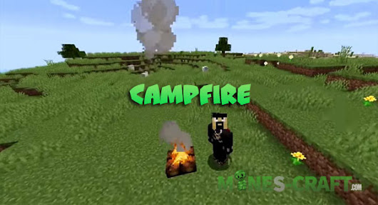 Campfire in Minecraft 1.14 – Why so complicated? | | Mines-Craft.com