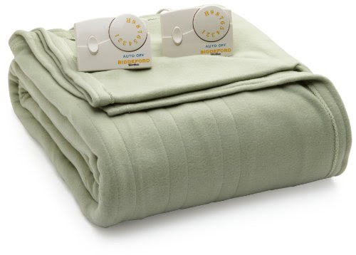 California King Electric Blanket Dual Control Wall