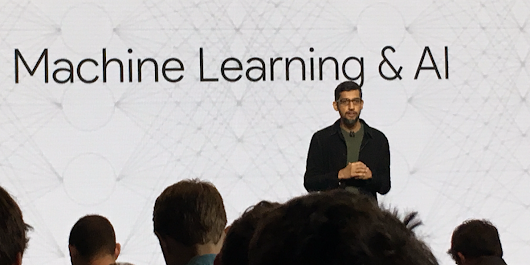 Google's CEO wants to build a personal Google for every user