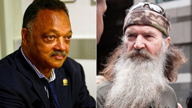 Rev. Jackson: Phil Robertson 'More Offensive' Than Rosa Parks Bus Driver (ABC News)