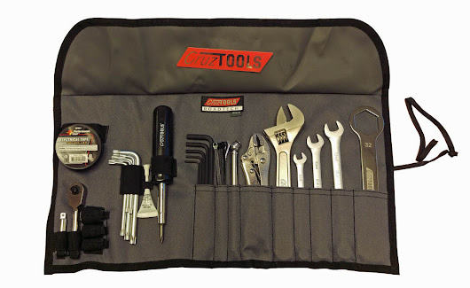 Cruztools Roadtech KT1 Tool Kit for KTM Owners | ResCogs