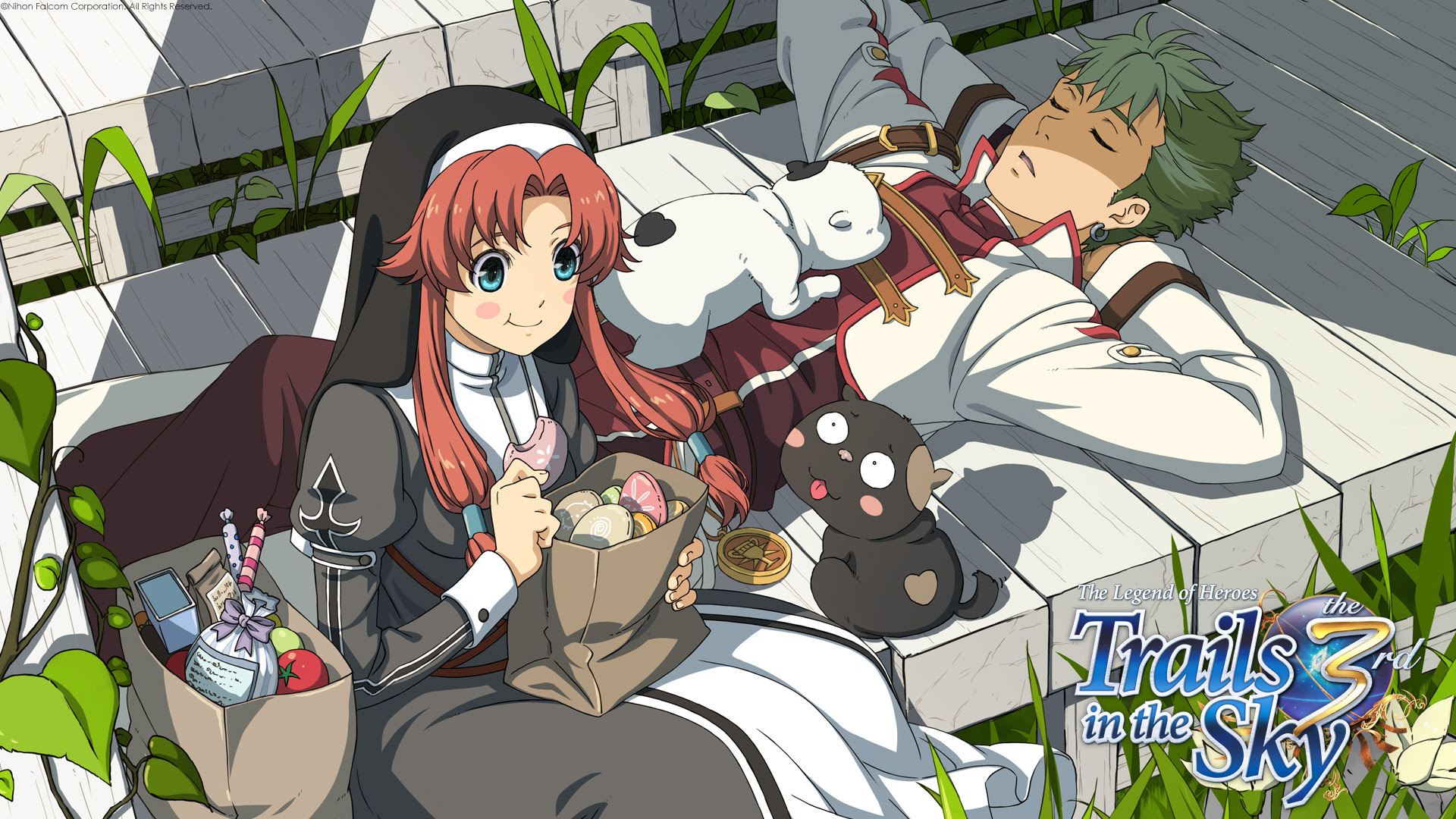 Make grinding more convenient with the Trails in the Sky trilogy's new updates screenshot