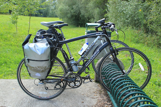 Preparing for your first French cycle tour