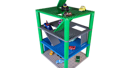 WITH 30 TOY AWARDS IN TOW, STRICTLY BRIKS® DEBUTS TRAP AND GAP BASEPLATE SET