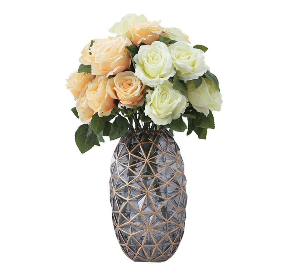 Free Flowers In A Vase Png Download Free Clip Art Free Clip Art On Clipart Library
