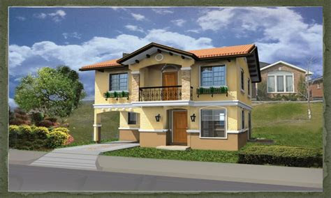simple house designs philippines small house design