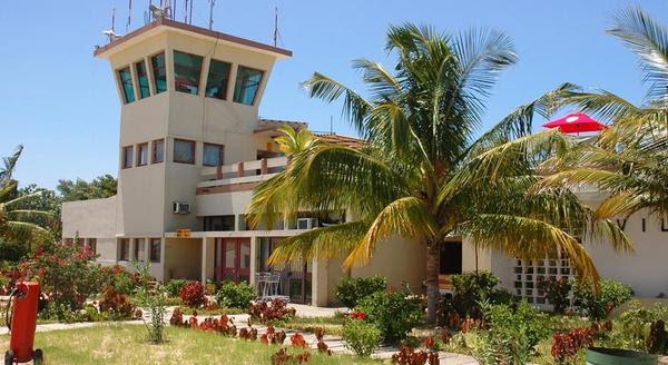 Vilanculos Airport (OverlandAfrica)