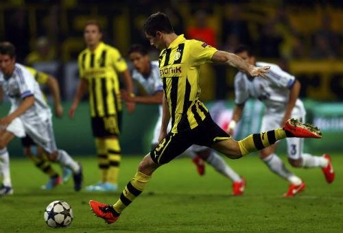 Dortmund – Real Madrid: cuộc chiến nảy lửa