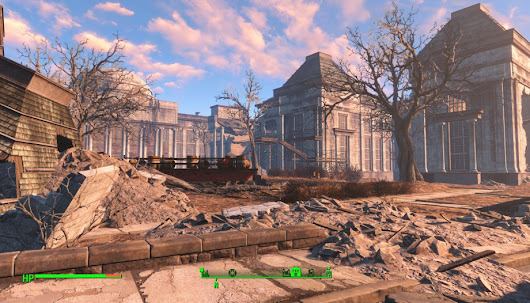 The world of 'Fallout 4' projects Boston's history into a post-apocalyptic future - BetaBoston