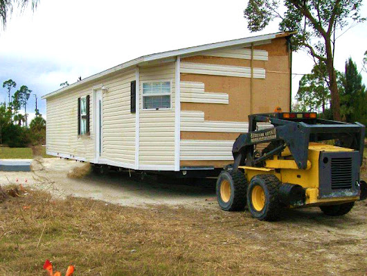 How Much Does It Cost to Move a Mobile Home - Mobile Home Repair